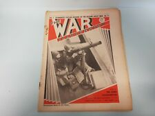 The War Illustrated No. 9 Vol 1 1939 BFF Luxemburg Factories Blockade