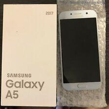 Samsung Galaxy A5 (2017) SM-A520F 32GB Smartphone O2- Blue Mist