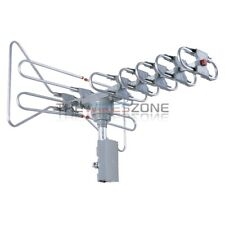 Supersonic SC-603 Digital Amplified Motorized HDTV Outdoor Rotating TV Antenna