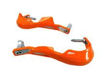 ORANGE Metal Hand Guards Handguards Fit KTM Freeride 350 E 640 690 LC4 Supermoto