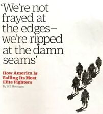 TIME MAGAZINE December 11 2017 How American is Failing Its Most Elite Fighters