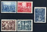 Sellos de España 1939 Beneficencia SH 34 Nuevos sin charnela stamps