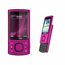 Nokia 6700 Slide Unlocked Mobile Phone - 5MP Camera - Grade B - Pink -Warranty