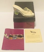 1999 Just The Right Shoe Crocus 25081 New! Never Displayed! Mint In Box!