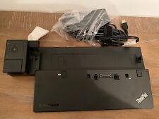 New listing Lenovo 40A10090Us ThinkPad Pro Dock - Black
