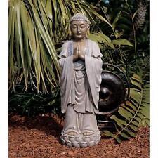 """Praying Buddha Asian 30"""" Garden Handmade Sculpture Statue"""