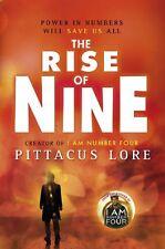 The Rise of Nine (Lorien Legacies),Pittacus Lore