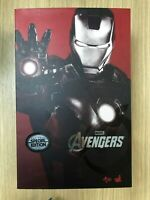 Hot Toys MMS 185 Iron Man 2 Mark VII vii 7 Tony Stark (Special Version) USED