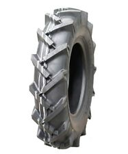 Two New 4.00-10 Deestone 4 ply Lawn & Garden Tractor  Lug Tires & Tubes 400 10