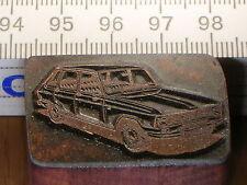 RENAULT R6 TL1100    schöner Oldtimer Stempel / Siegel aus Metall