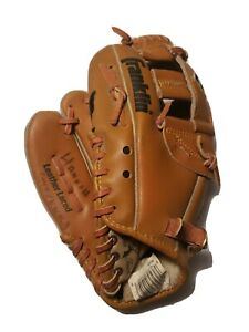 """FRANKLIN BASEBALL SOFTBALL FIELD MASTER 11""""  GLOVE 4633L LEATHER LACED"""