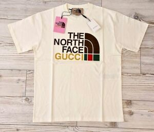 Gucci T-shirt with North Face Print