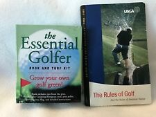 Rules Of Golf Book And Essentials Of Gold Book