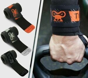 Wrist Brace Wrap Support Strap Wristband Bandage Gym Weight Lifting Training