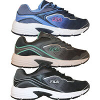 Womens Fila Memory Runtronic Non Slip Resistant Coolmax Work Shoes Sneakers
