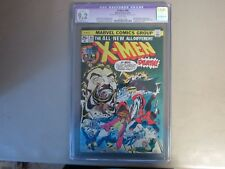 The X-Men #94 CGC 9.2 Comic Book 1975  KEY