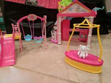 Barbie Lot Baby Playset