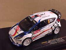 Ford Fiesta RS WRC #8 Rally Monte Carlo 2012 Delecour Savignoni 1 43 IXO