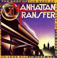 CD - MANHATTAN TRANSFER  - The best of