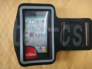 new Arm band premium running aports gym armband case cover for apple iphone 5
