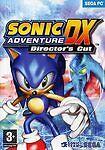 Sonic Adventure DX Directors Cut PC CD-ROM used  - 5050740021174