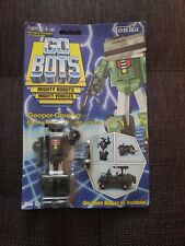 Vintage Tonka Geeper Creeper Gobot Sealed Mint on Card  Clear Bubble
