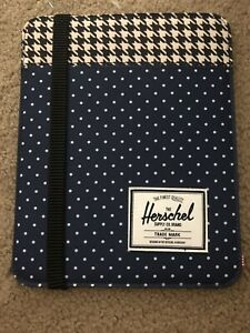 Herschel Supply Co. Brand Tablet Sleeve Padded Case Ipad