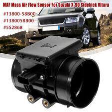 MAF Mass Air Flow Sensor Meter For Suzuki 92-98 X-90 Sidekick Vitara Chevrolet