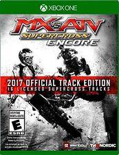 MX vs. ATV: Supercross Encore, 2017 Official Track Edition Xbox 1 - NEW & SEALED