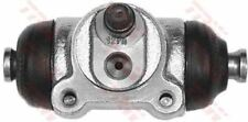 TRW BWL195 WHEEL BRAKE CYLINDER Left,Rear,Rear LH,Rear RH,Right