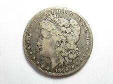 1889 CC Carson City Morgan Silver Dollar - #6034