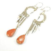 Jasper Earrings South American Jewellery