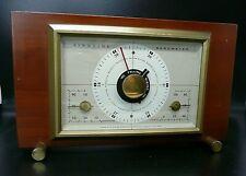 Vintage Airguide Instrument Company desk top barometer