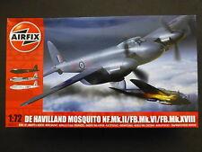 1/72 De Havilland MOSQUITO NF Mk.II/FB.Mk.VI/FB.Mk.XVIII - Airfix 3019