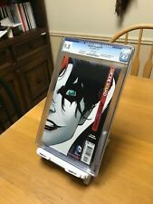 Suicide Squad #14 CGC 9.8 Real Direct Sales Error No Die Cut Harley Quinn Movie