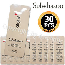 Sulwhasoo Lumitouch Foundation (LIQUID) No.23 True Beige 1ml x 30pcs (30ml)