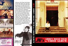 John Babcock's Abbey Road Tour & Video Album! Beatles EMI Studio 2!  DVD