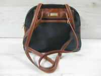 Samsonite schwarz braun Shopper Damentasche Umhängetasche ca. 36cm x 27cm