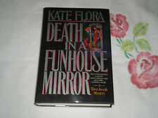 Death in a Funhouse Mirror by Kate Flora   **Signed**  -JA-