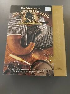 Sherlock Holmes and the Speckled Band 1000 Piece Solve the Mystery Jigsaw