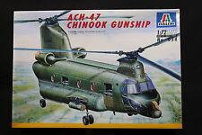 XX066 ITALERI 1/72 maquette helicoptere 054 ACH-47 Chinook Gunship Vietnam 1995