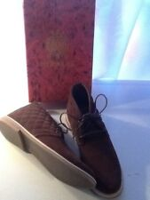 Men's Giraldi Danny Chukka Boots Brown Size 13 New in Box