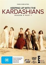 Keeping up with the Kardashians - Season 9, Part 1 (DVD, 2 Disc Set) NEW SEALED