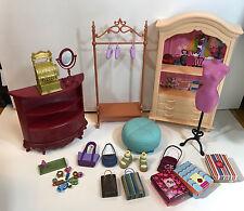 Barbie My Scene Boutique Play Set Furniture & Accessories Mattel 2003