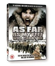 As Far As My Feet Will Carry Me - DVD NEW & SEALED