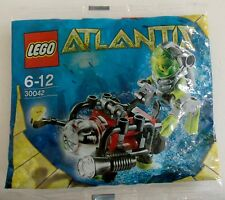Lego Atlantis 30042 Mini Sub Con Mini Figura
