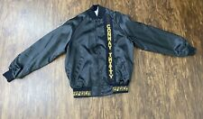 Conway Twitty Jacket 1970's Size L Hello Darlin Black Gold