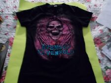 """Avenged Sevenfold  """" Nightmare After  Xmas """" Tee  [  child's  large ]        A"""