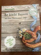 Thermomix Kochbuch  ?So kocht Bayern? TM5 TM6, NEU Und OVP