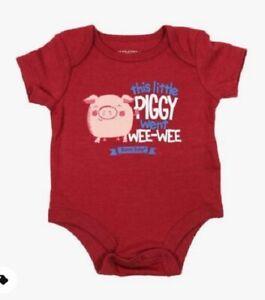 Farm Boy This Little Piggy Inf Creeper